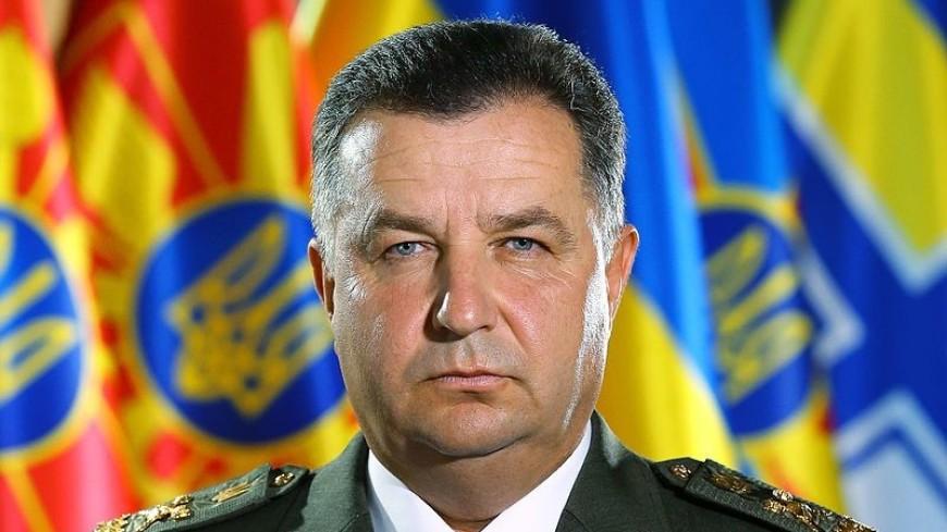 Ради сохранения должности глава Минобороны Украины стал гражданским