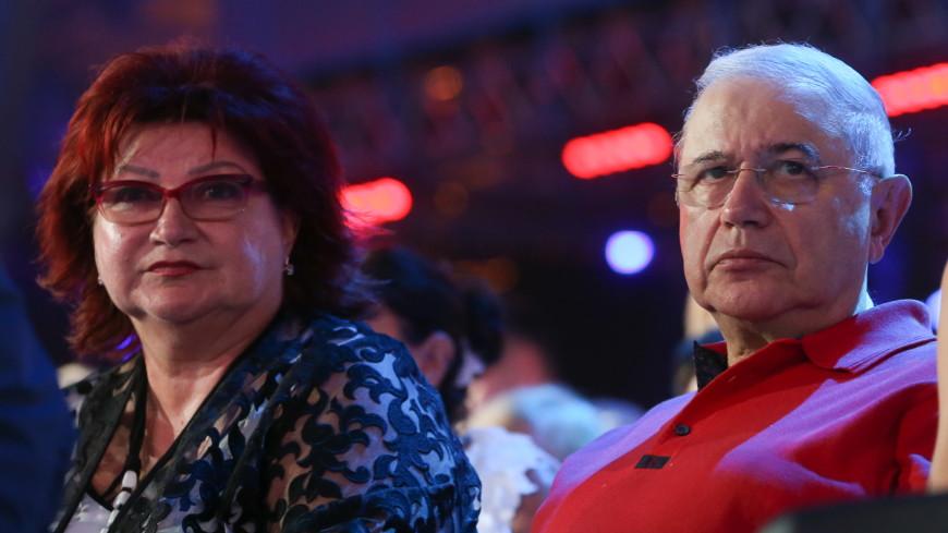 Петросян и Степаненко из-за ареста счетов не смогли заплатить коммуналку
