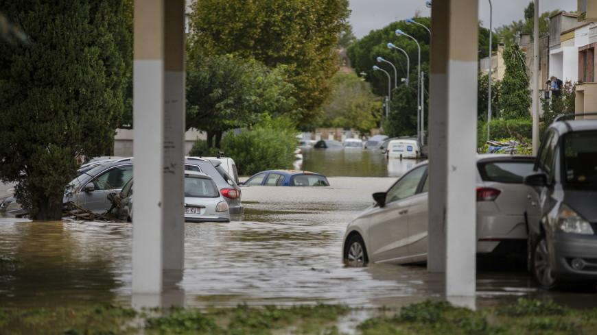 Наводнение во Франции стало мощнейшим за 130 лет: погибли 13 человек