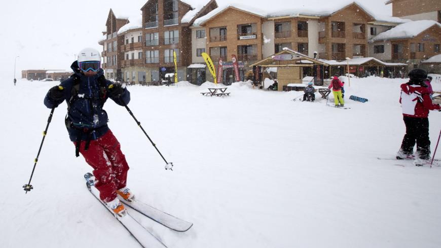 Где кататься на горных лыжах в Грузии на Новый год