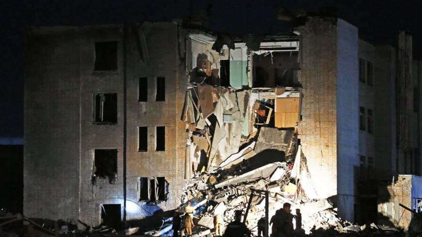 Главный инженер взорвавшегося завода под Петербургом задержан