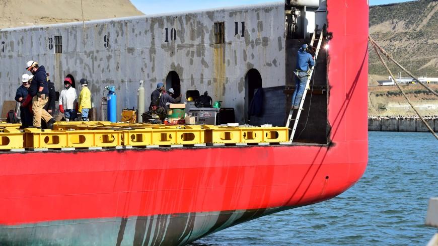 Поиск аргентинской подлодки «Сан-Хуан»: обнаружены новые объекты