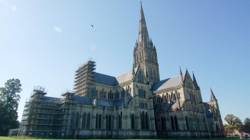Британец попытался украсть из собора в Солсбери Хартию вольностей