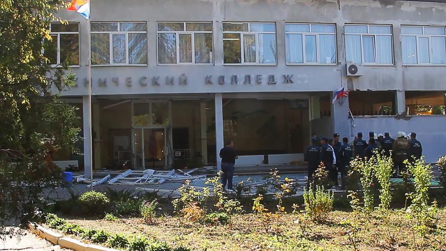 СК: Установлена личность керченского террориста