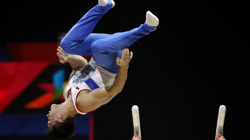 Россиянин стал чемпионом мира по гимнастике впервые за 20 лет