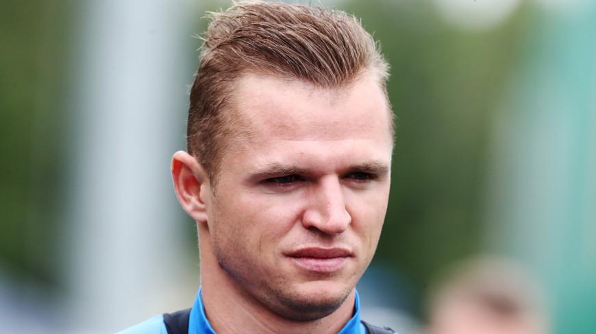 «Гелендваген» футболиста Тарасова арестовали из-за долгов по алиментам