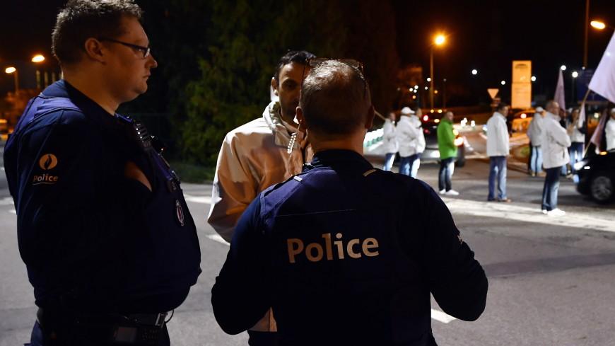 В Бельгии полиция провела рейд по делу о финансовых махинациях в футболе
