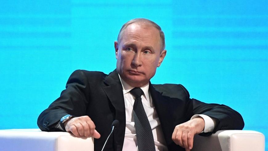 Путин поделился впечатлениями от Могилева