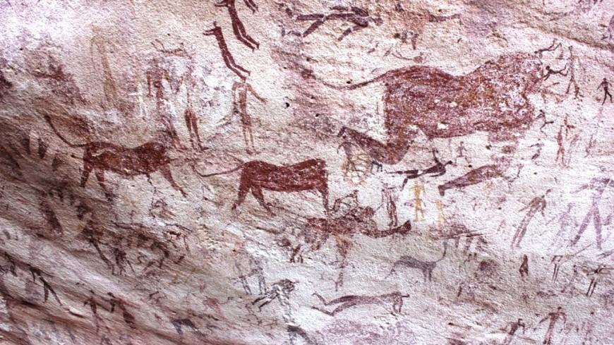 В Турции обнаружили наскальные рисунки раннего Каменного века