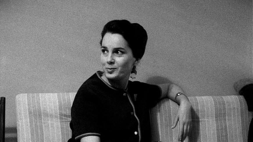 Актриса Быстрицкая награждена орденом «За заслуги перед Отечеством»
