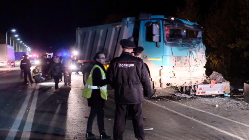 После аварии с участием автобуса в Чувашии возбуждено уголовное дело
