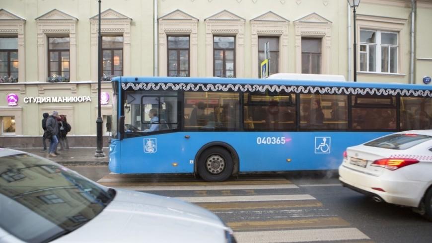 Городской наземный транспорт Москвы,городской транспорт, пассажир, наземный транспорт, автобус, ,городской транспорт, пассажир, наземный транспорт, автобус,