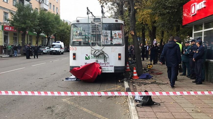 По факту ДТП с троллейбусом в Орле завели уголовное дело