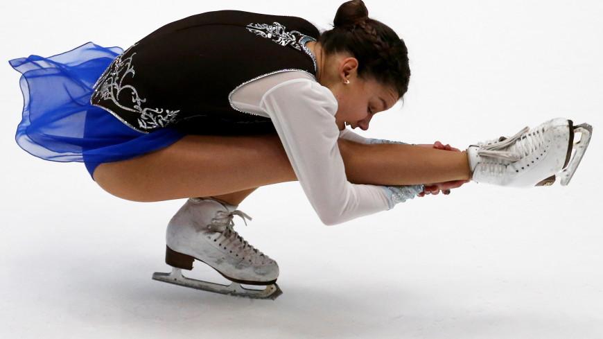 Россиянка Самодурова взяла бронзу на этапе Гран-при по фигурному катанию в США