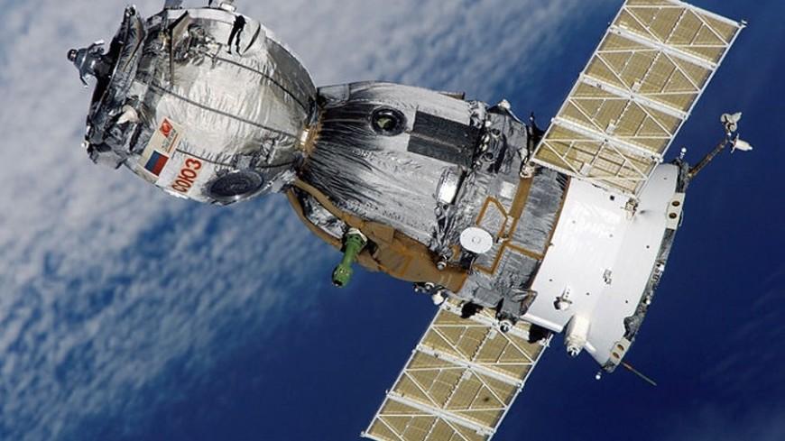 """СОЮЗ  Фото: """"NASA"""":http://nasa.gov, космос, союз. корабль союз"""