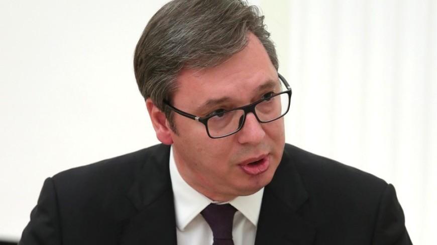 Вучич заявил об искренней дружбе Москвы и Белграда