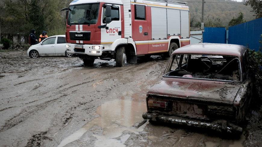 Для помощи пострадавшим на Кубани выделят дополнительные средства
