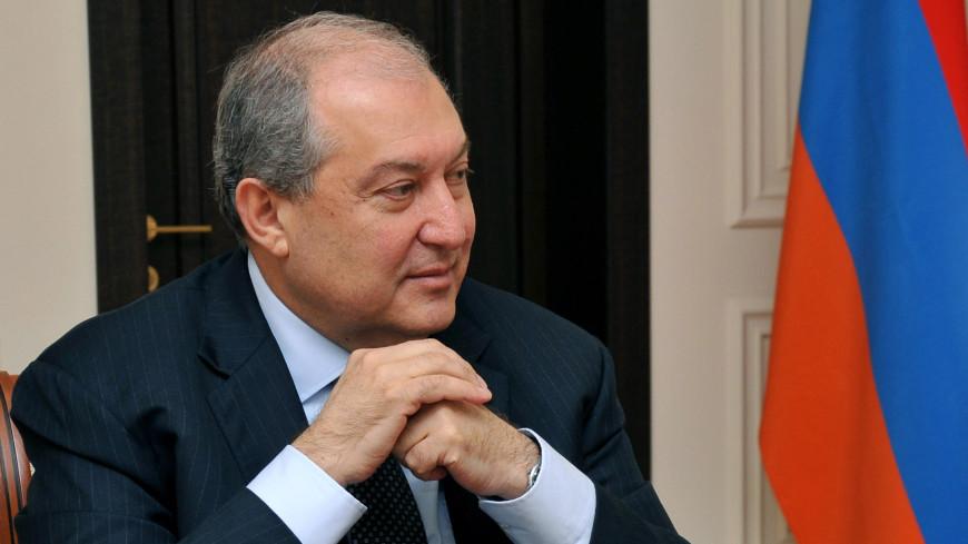Саркисян: Армения высоко ценит вклад Путина в укрепление союзничества