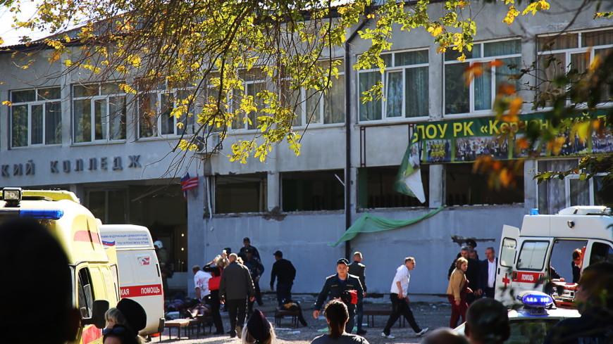 Все 20 погибших при взрыве и стрельбе в колледже в Керчи опознаны