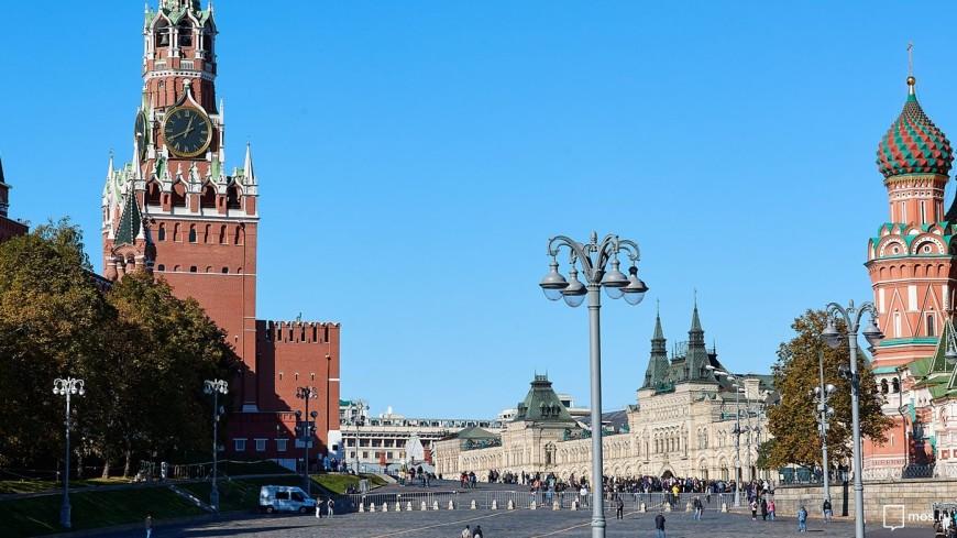 В Москве перекроют улицы из-за подготовки к проведению парада 7 ноября