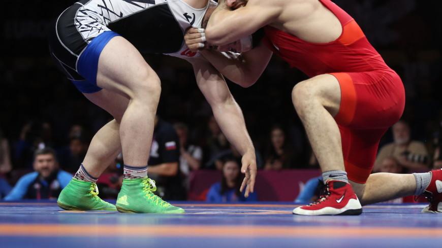 Российский боец-вольник Сидаков завоевал золото чемпионата мира