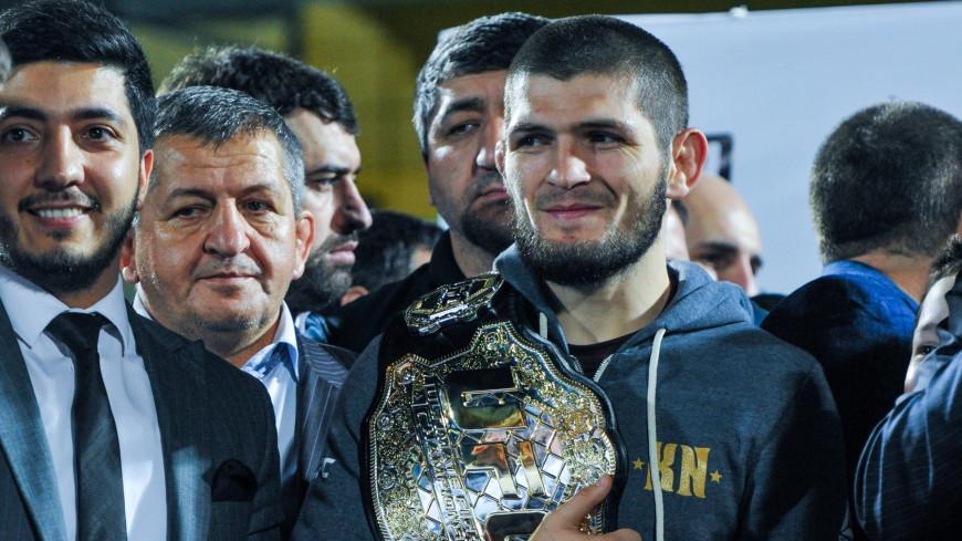 Глава UFC рассказал, с кем следует сразиться Нурмагомедову