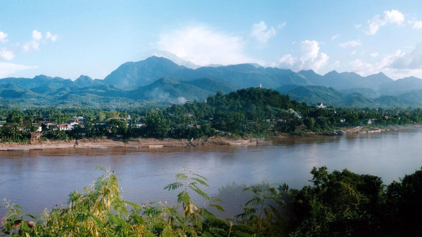 Крупнейшая река Индокитая возникла из-за глобального потепления