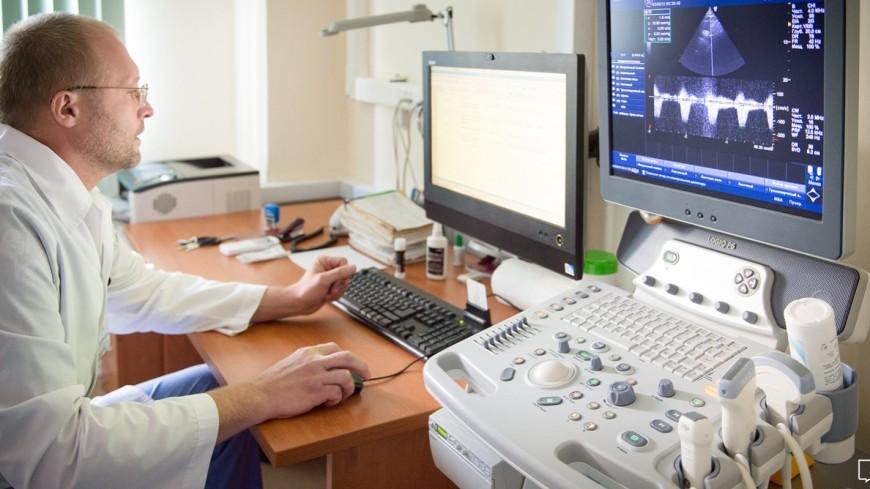 Московские врачи за четыре года выписали свыше 65 миллионов электронных рецептов