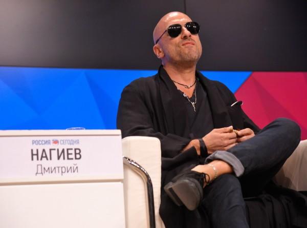 Нагиев, сыгравший Калоева, поделился ожиданиями от «Непрощенного»