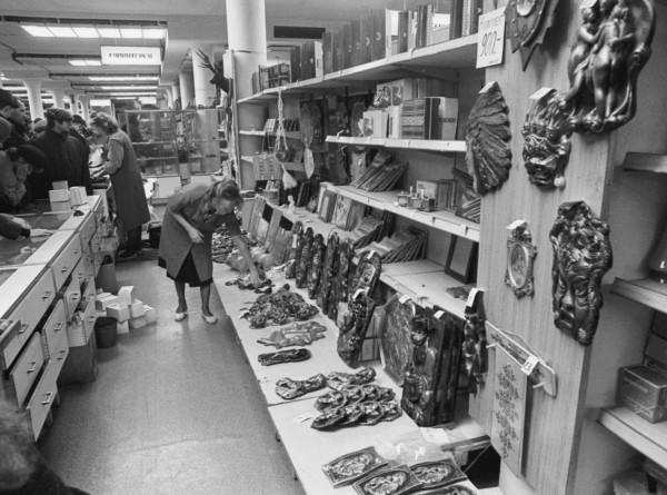 Фарцовщики: история советского подпольного экспорта