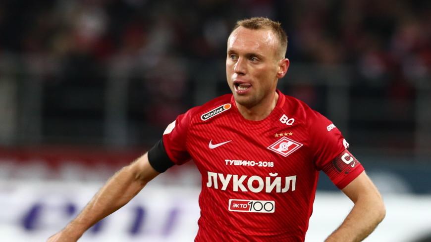 Каррера не планирует возвращать Глушакова в основной состав «Спартака»