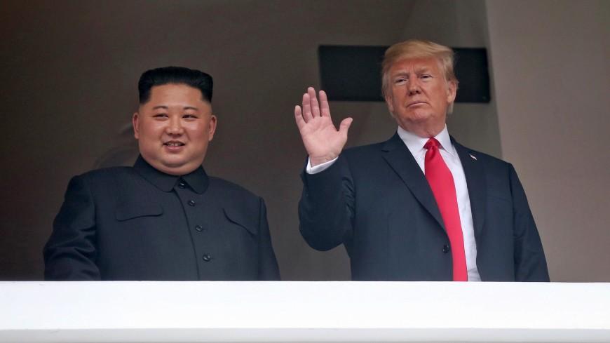 Трамп поблагодарил Ким Чен Ына за «непоколебимую веру» в него