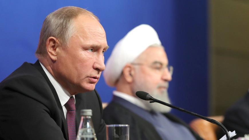 Путин: Надеюсь, что у террористов в Идлибе хватит ума сложить оружие