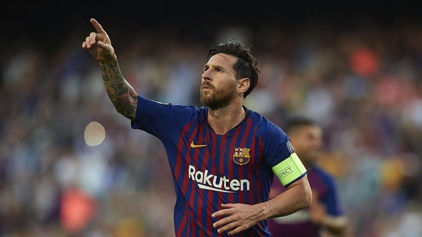 Рейтинг высокооплачиваемых футболистов: Месси опередил Роналду