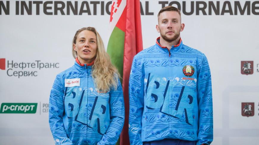 Пятиборцы из Беларуси выиграли Кубок Кремля
