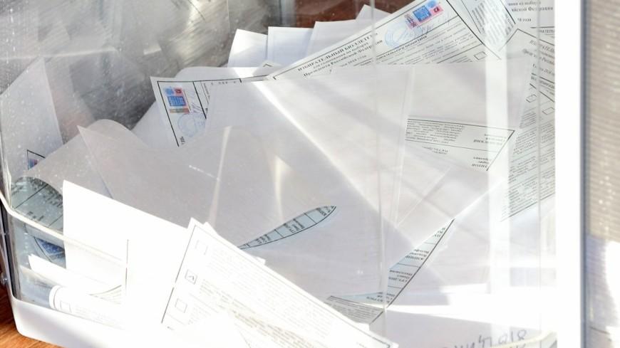 Жители Ивантеевки приняли участие в выборах Президента РФ