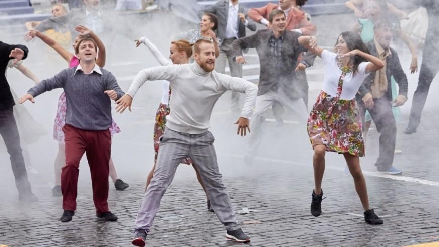 Концерт на Красной площади в честьдня рождения  Москвы,день города, Москва, концерт, стиляги, танец, танцевать, ,день города, Москва, концерт, стиляги, танец, танцевать,