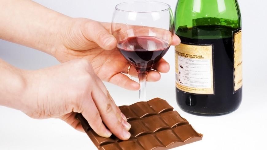 Пиво, вино и шоколад признали диетой долгожителей