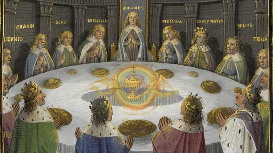В английской библиотеке случайно нашли рукопись о короле Артуре