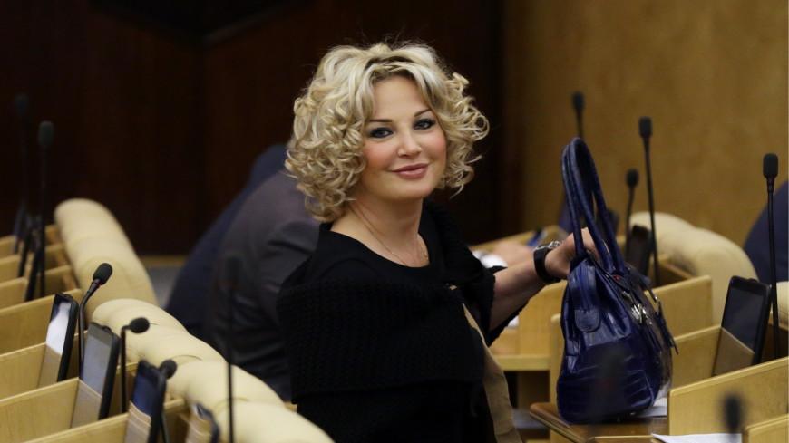 Мария Максакова оказалась в центре скандала с новым супругом