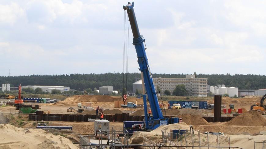Началась укладка газопровода «Северный поток – 2» в Финляндии