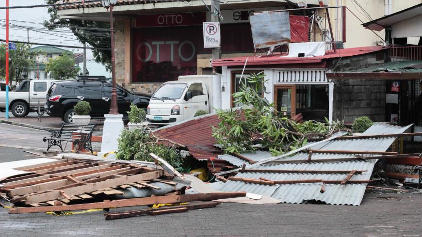 «Циклон-убийца»: супертайфун «Мангхут» сметал все на своем пути