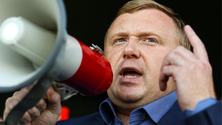 Кандидат в губернаторы Приморья от КПРФ отказался от голодовки