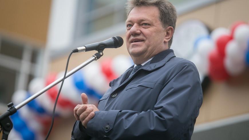 Иван Кляйн лидирует на выборах мэра Томска с около 60% голосов