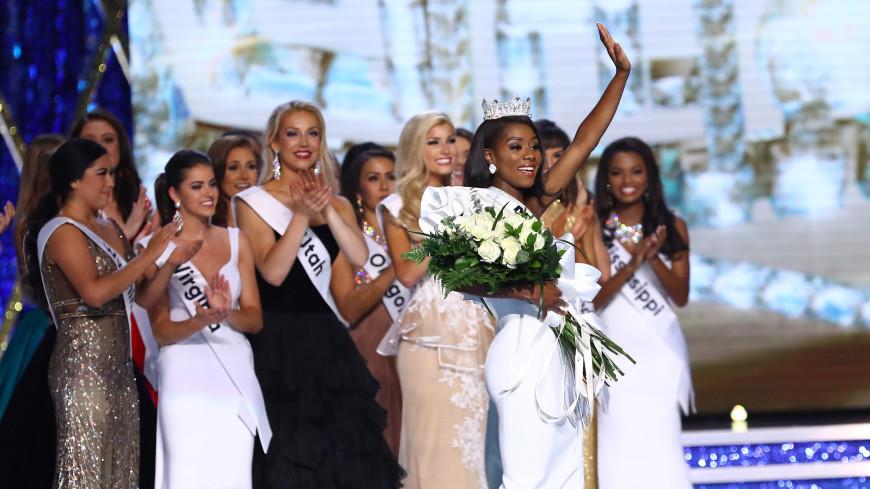 Темнокожая оперная певица выиграла конкурс «Мисс Америка»