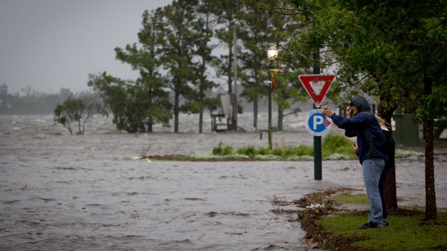 Число жертв урагана «Флоренс» в США увеличилось до восьми