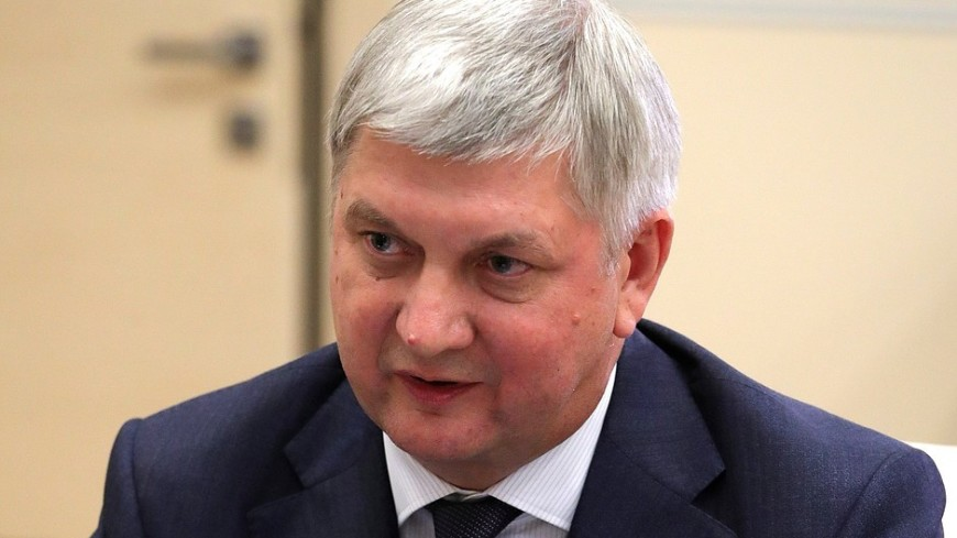 Губернатор Воронежской области Гусев вступил в должность