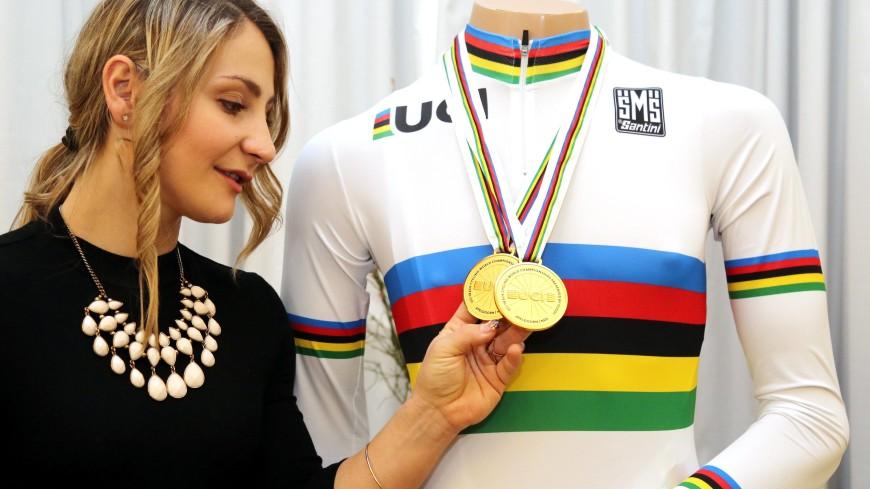 Велогонщица Кристина Фогель: «Я больше не могу ходить»