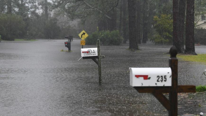 Количество жертв от урагана «Флоренс» увеличилось до 15 человек