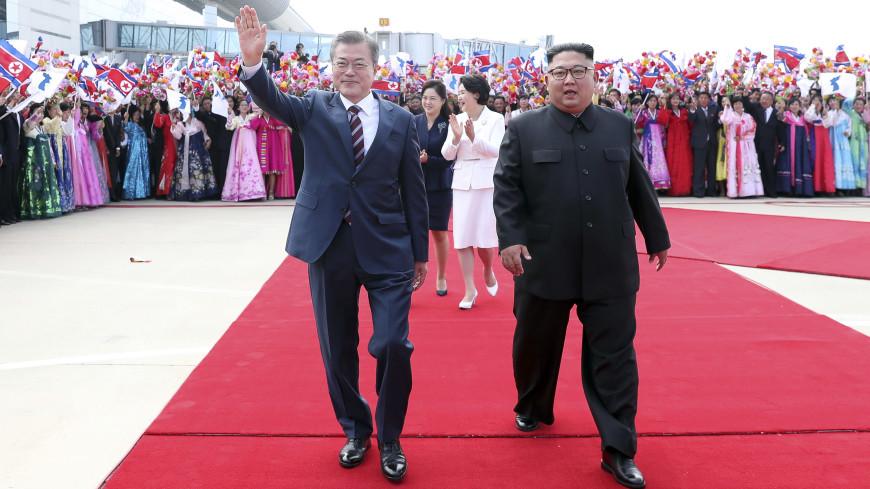 Президент Южной Кореи передаст Трампу послание от Ким Чен Ына